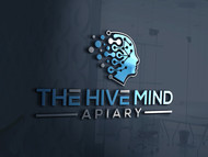 The Hive Mind Apiary Logo - Entry #24