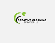 CREATIVE CLEANING SERVICES LLC Logo - Entry #63