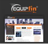 Equip Finance Company Logo - Entry #55
