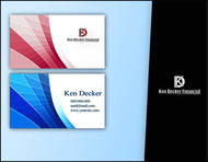 Ken Decker Financial Logo - Entry #62