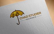 Chad Studier Insurance Logo - Entry #215