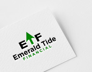 Emerald Tide Financial Logo - Entry #74