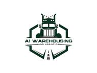 A1 Warehousing & Logistics Logo - Entry #160