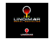 Lindimar Metal Recycling Logo - Entry #141