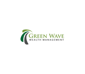 Green Wave Wealth Management Logo - Entry #26