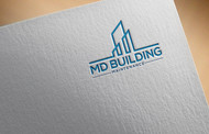 MD Building Maintenance Logo - Entry #53