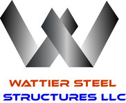 Wattier Steel Structures LLC. Logo - Entry #49