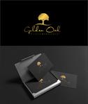 Golden Oak Wealth Management Logo - Entry #113
