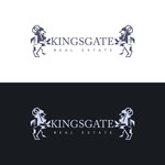 Kingsgate Real Estate Logo - Entry #68