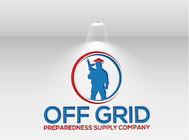 Off Grid Preparedness Supply Company Logo - Entry #34
