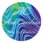 Ana Carolina Fine Art Gallery Logo - Entry #246