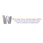 Wattier Steel Structures LLC. Logo - Entry #28