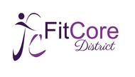 FitCore District Logo - Entry #78