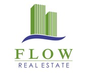 Flow Real Estate Logo - Entry #76