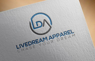 LiveDream Apparel Logo - Entry #208