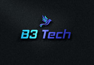 B3 Tech Logo - Entry #150