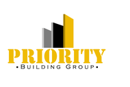 Priority Building Group Logo - Entry #88
