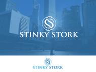Stinky Stork Logo - Entry #54