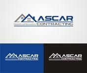 ASCAR Contracting Logo - Entry #89