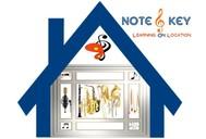 Note & Key Logo - Entry #36