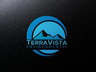TerraVista Construction & Environmental Logo - Entry #148