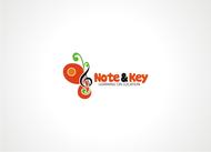 Note & Key Logo - Entry #4