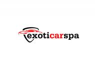 i need a logo for www.exoticarspa.com - Entry #80