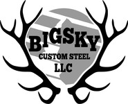 Big Sky Custom Steel LLC Logo - Entry #8