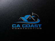 CA Coast Construction Logo - Entry #227