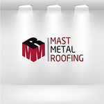 Mast Metal Roofing Logo - Entry #315
