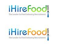 iHireFood.com Logo - Entry #95