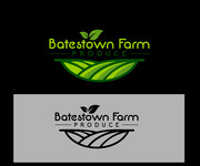 Batestown Farm Produce Logo - Entry #5