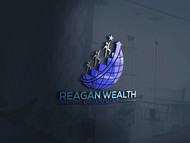 Reagan Wealth Management Logo - Entry #202