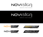 NoviSign Logo - Entry #63