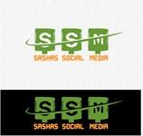 Sasha's Social Media Logo - Entry #137