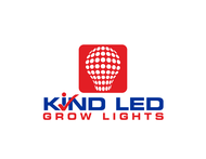Kind LED Grow Lights Logo - Entry #102