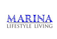 Marina lifestyle living Logo - Entry #127