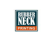 Rubberneck Printing Logo - Entry #76