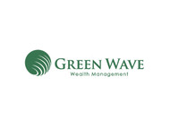 Green Wave Wealth Management Logo - Entry #411