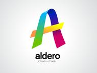 Aldero Consulting Logo - Entry #99