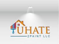 uHate2Paint LLC Logo - Entry #43