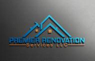 Premier Renovation Services LLC Logo - Entry #67