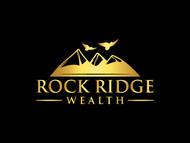 Rock Ridge Wealth Logo - Entry #366