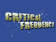 Critical Frequency Logo - Entry #3
