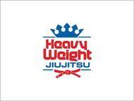 Heavyweight Jiujitsu Logo - Entry #271