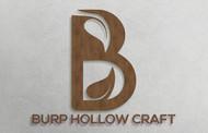 Burp Hollow Craft  Logo - Entry #89