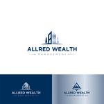 ALLRED WEALTH MANAGEMENT Logo - Entry #880
