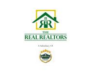 The Real Realtors Logo - Entry #176