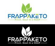 Frappaketo or frappaKeto or frappaketo uppercase or lowercase variations Logo - Entry #173