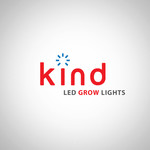 Kind LED Grow Lights Logo - Entry #112